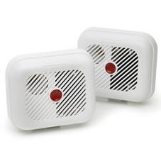 Basic Smoke Alarm Twin Pack