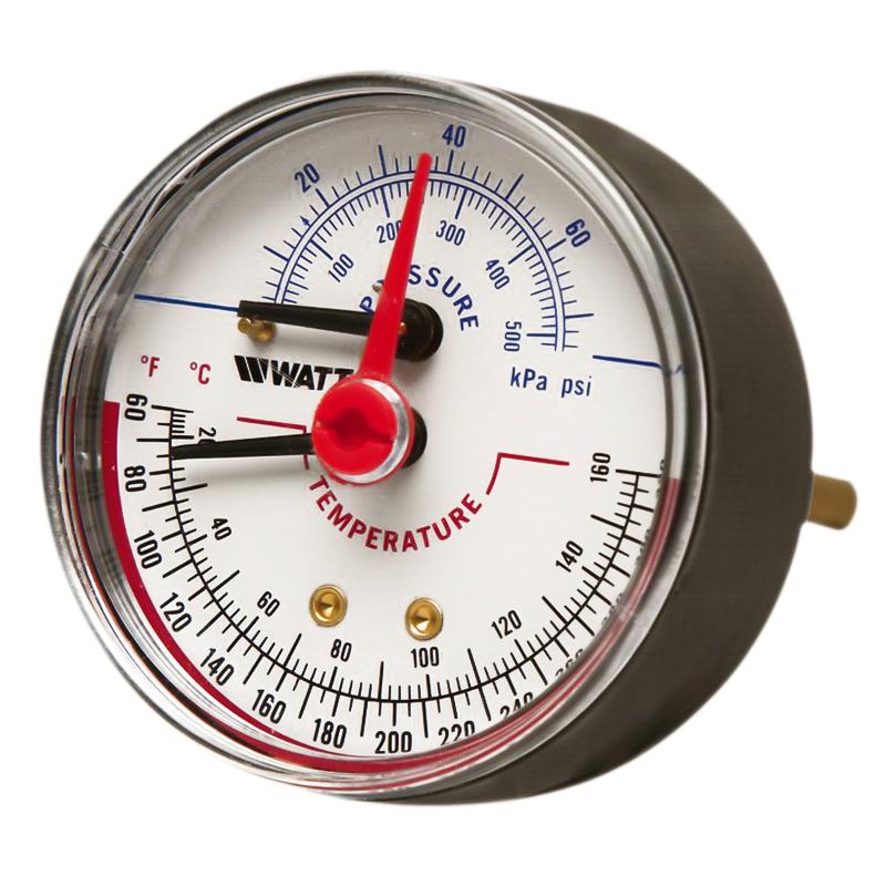 "1/2"" Pressure / Temperature Guage"