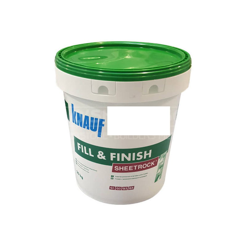 Fill & Finish Jointing Compound Green Top 20Kg Bucket
