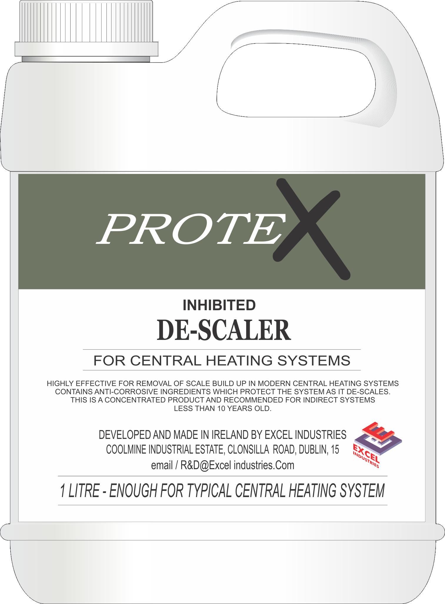 Protex De-Scaler 1 Litre