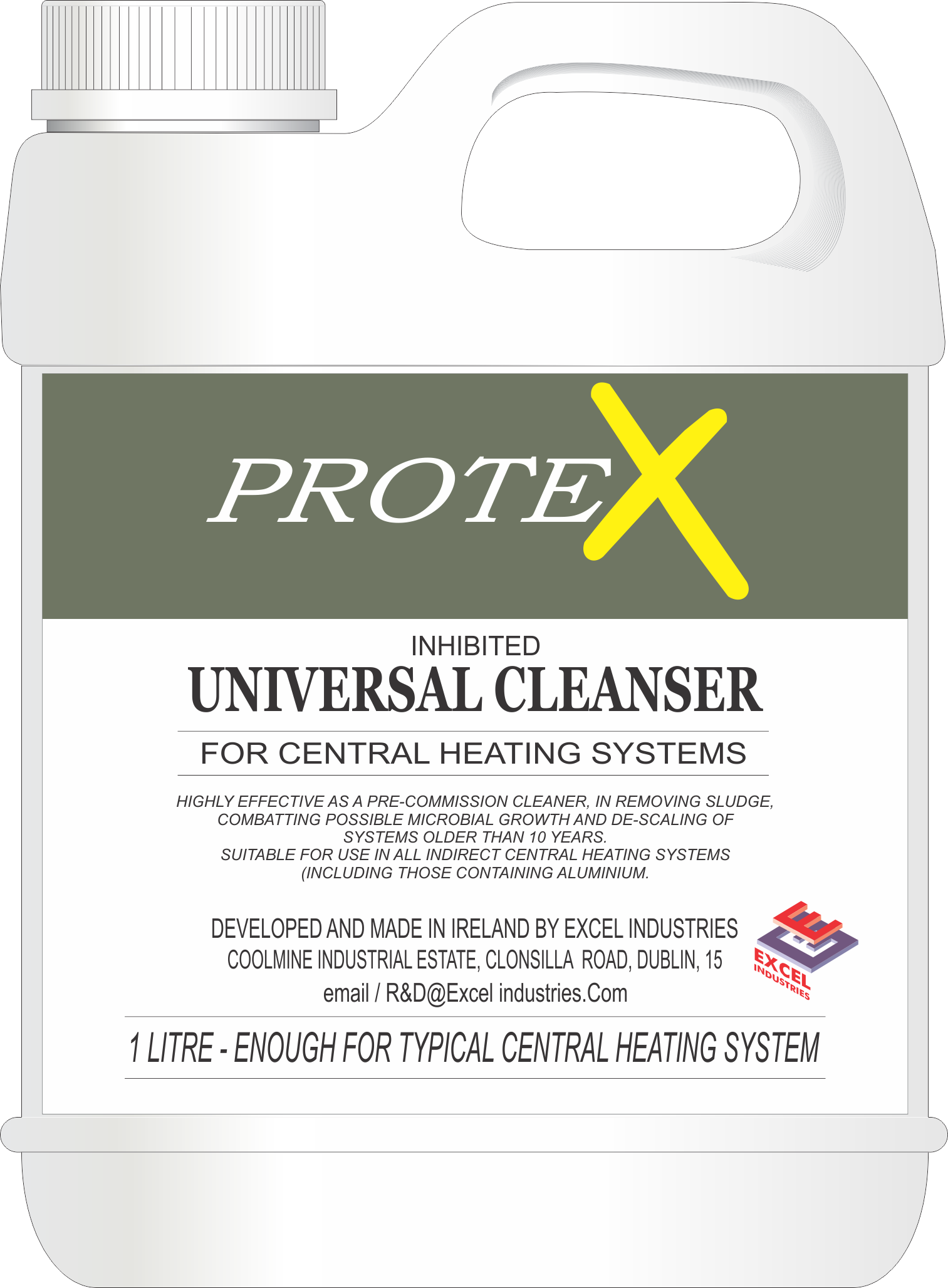 Stove Care 400ml Tin Glass Cleaner