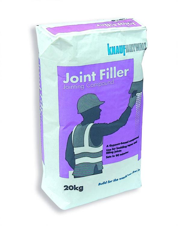 Premium Joint Filler (90 min)  20kg