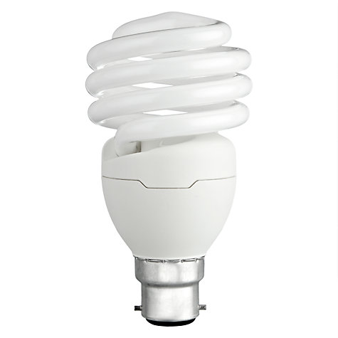 Philips Tornado 15W BC Spiral Bulb (60W)