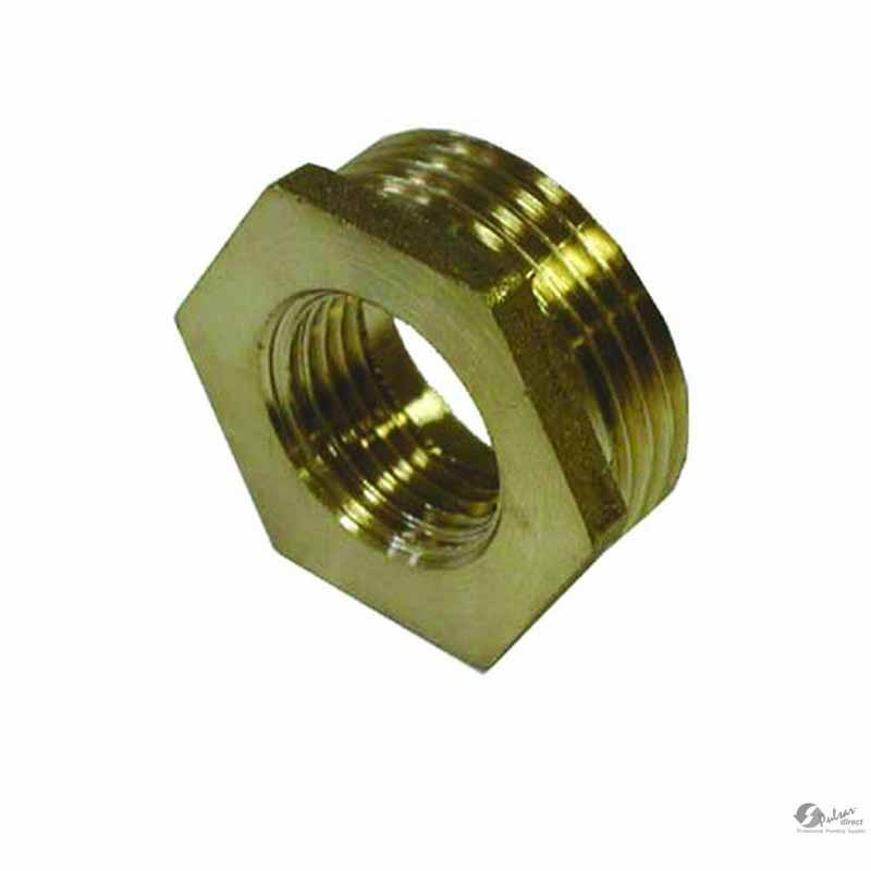 "Black GB Bushing 1""X1/2"""