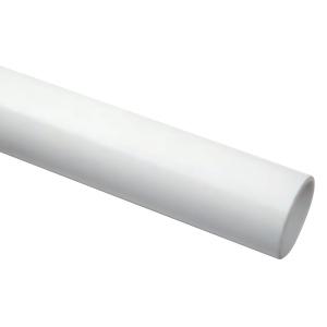 Waste Pipe 50mm x 4m White