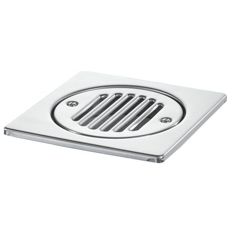 Mcalpine Stainless Steel Floor Gully Grud  6x6