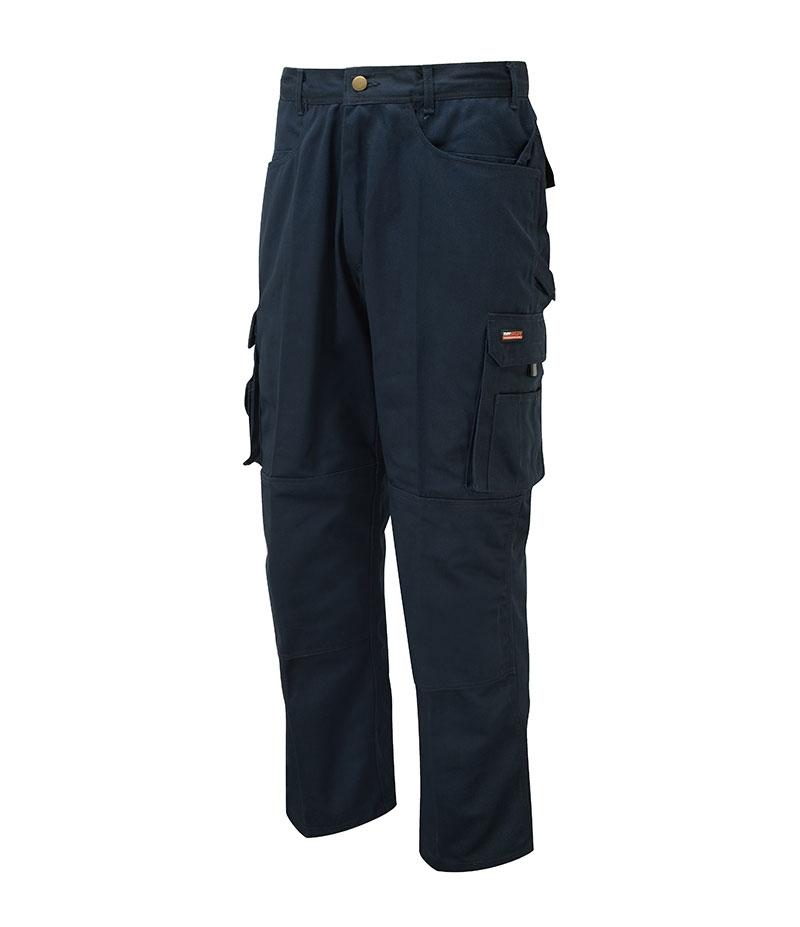 TuffStuff Pro Work Trouser 32R Navy