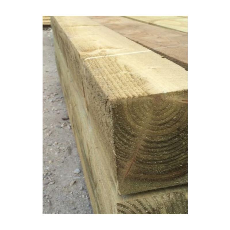 Timber Gate Post 150x150mm x 2.4m