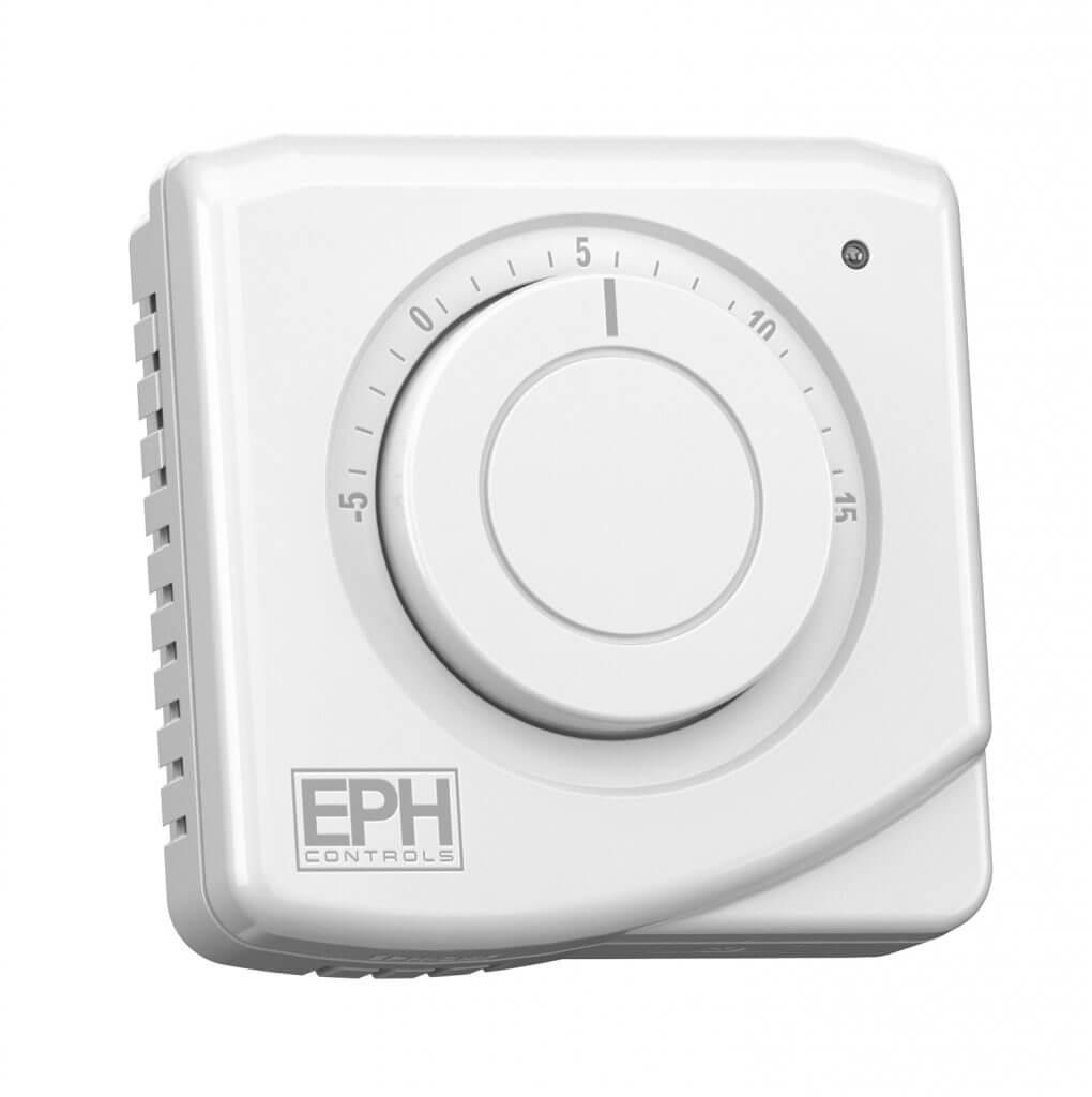 EPH Frost Thermostat c/w light cmf