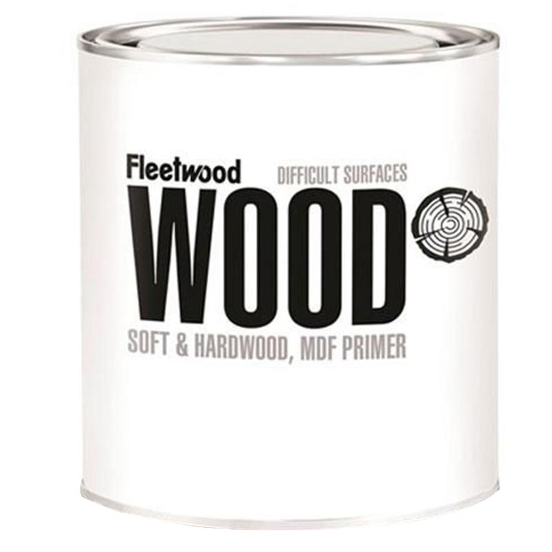 Wood Soft & Hardwood MDF Primer 2.5L