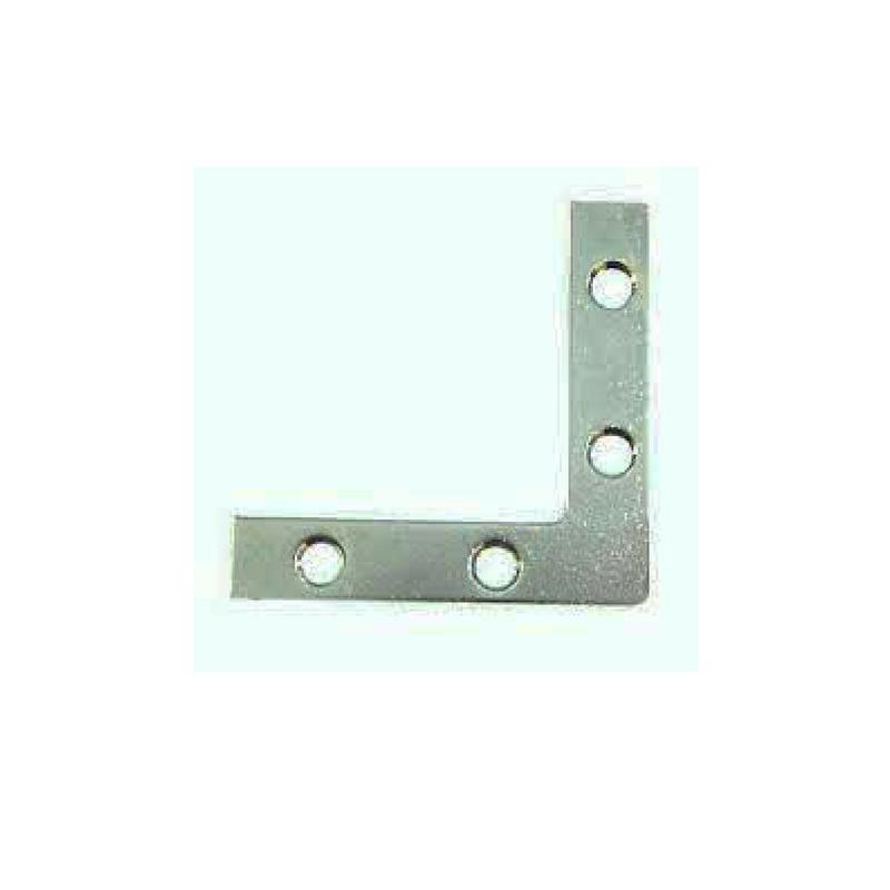 3x3 Flat Angle Bracket (4 Pack)