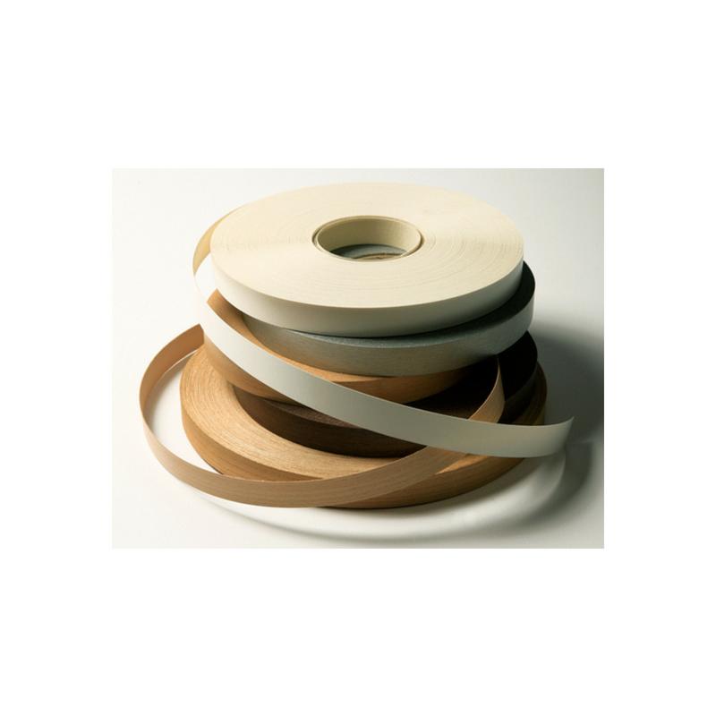 22mm Light Walnut Melamine Edging Roll (10m)