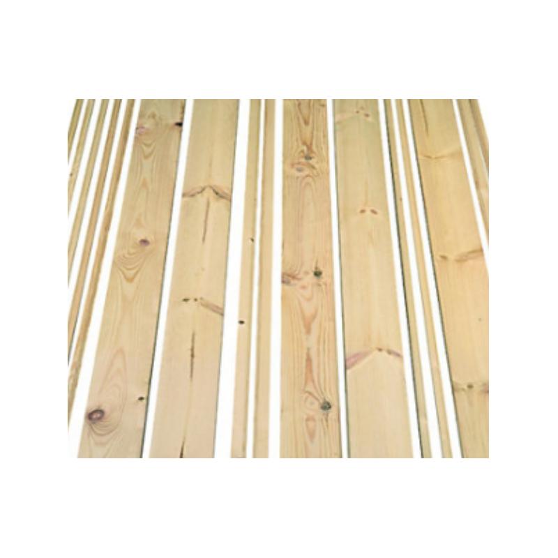 150 x 38 Red Deal PAO Door Liners Silkwood