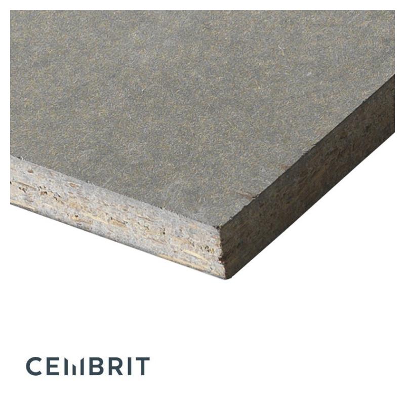 Cemrock Cement Board 2400x1200x12mm