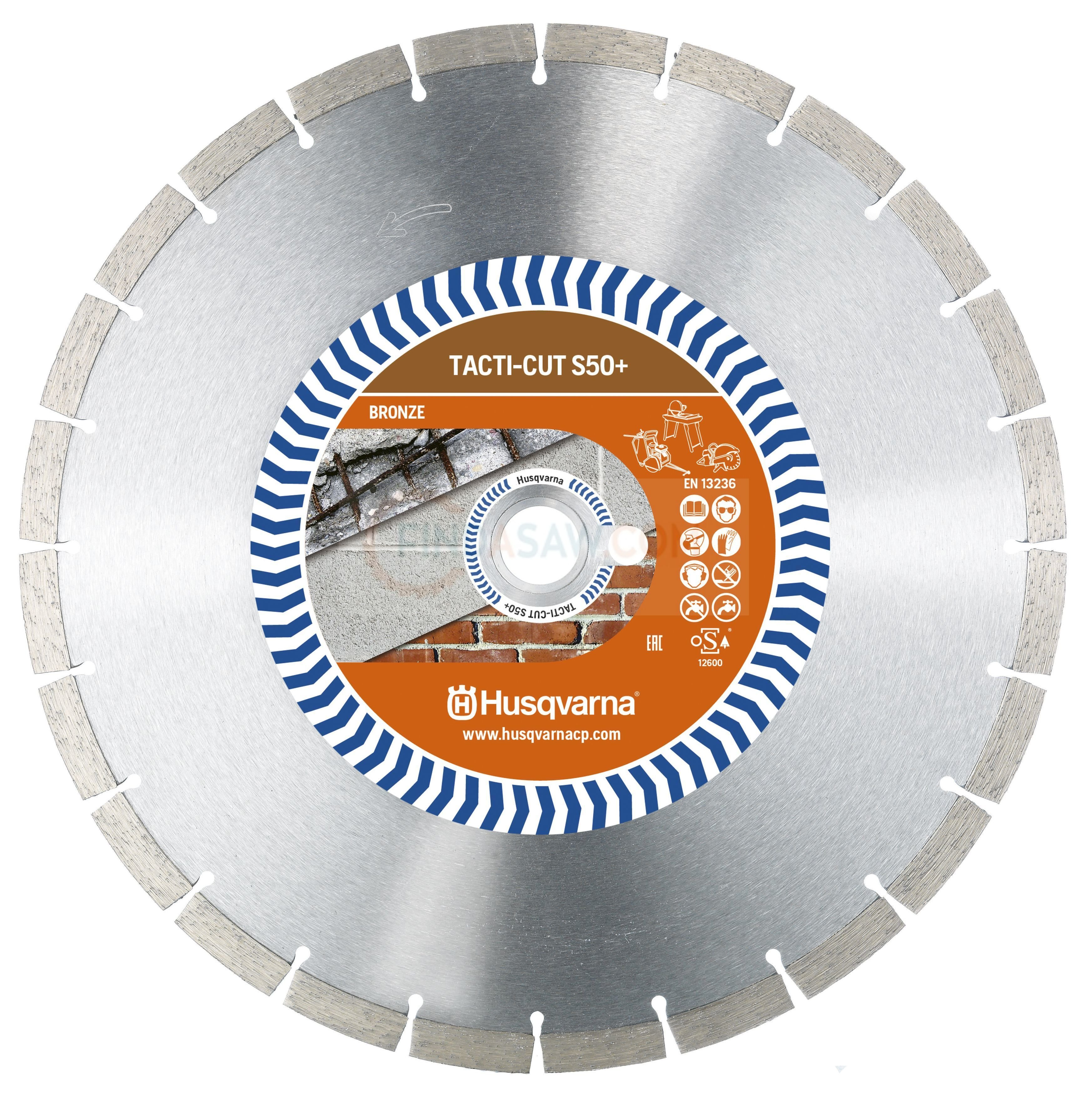 "Diamond Consaw Blade 350mm (14"")"