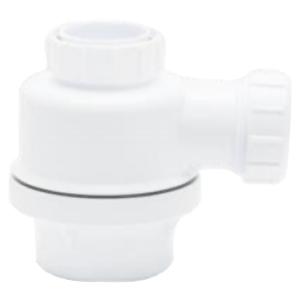 "Fluid master 1 1/4"" Anti-Vac Bottle Trap"