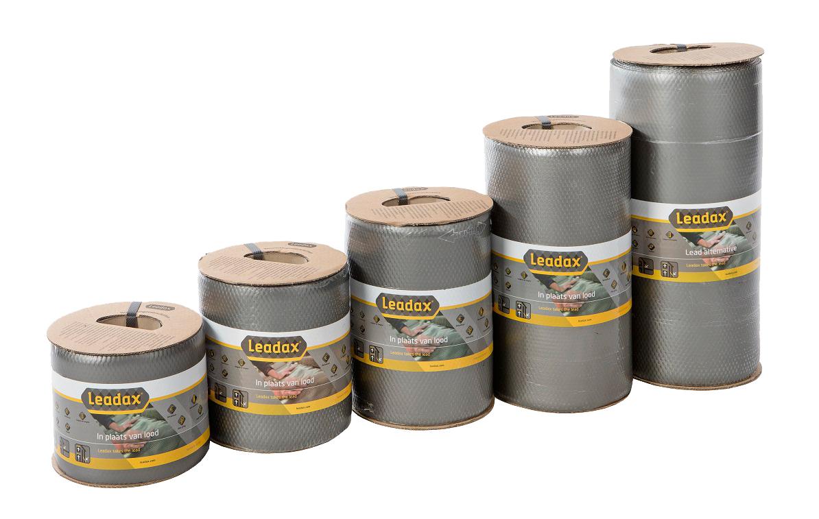 Leadax Roll Grey 250mm x 6M