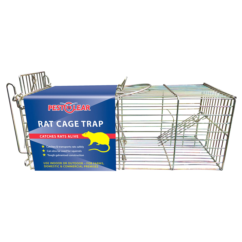 """Rat Cage (Double Entry 14"""" )"""