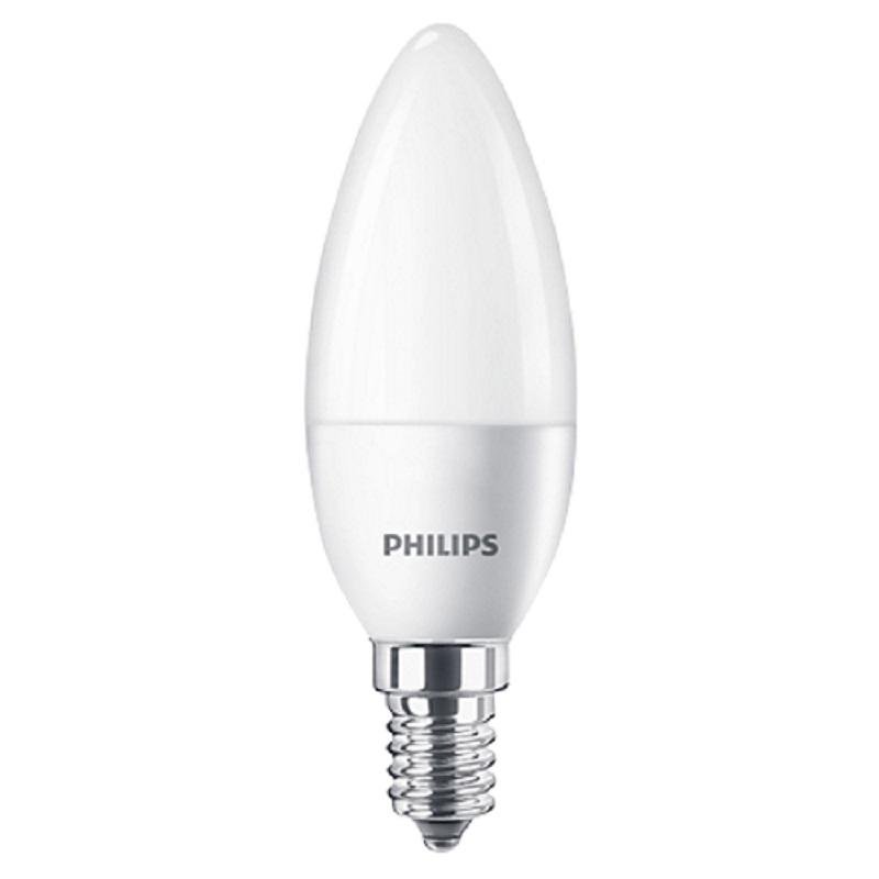 LED 40W B35 E14 WW FR ND 2BC (vEMC) -Candle