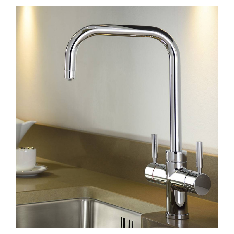 Instant Hot Water Tap / Prostream Monobloc Chrome