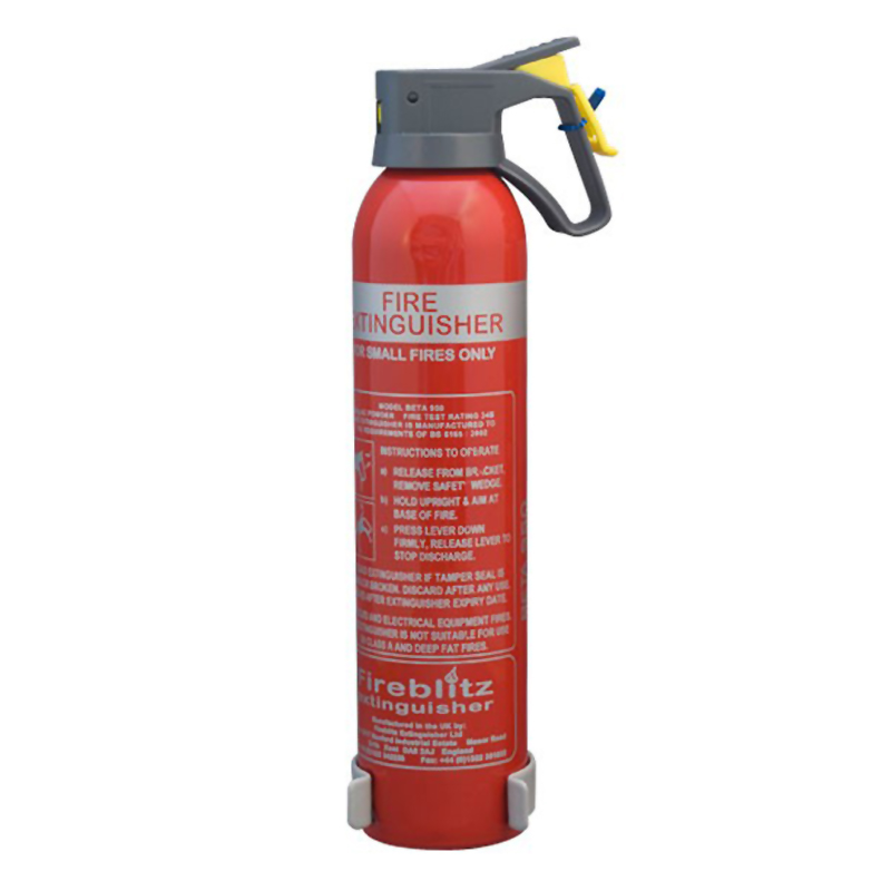 950g Fire Extinguisher Red