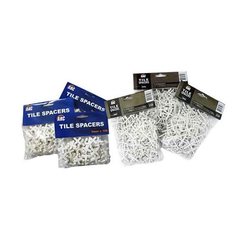 Tile Spacers 5mm (100 Bag)