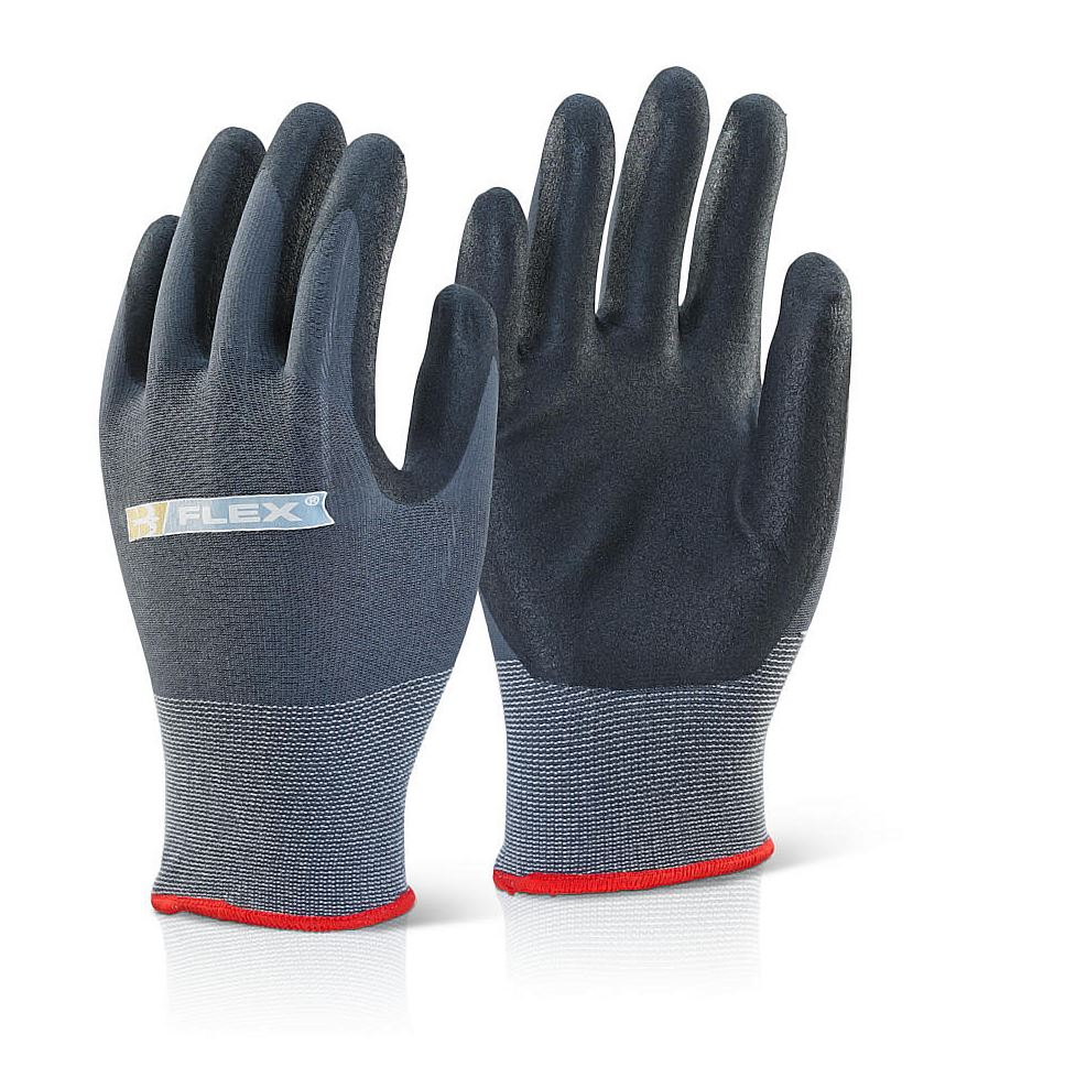 Nitrile PU Mix Coated Glove XL(Pair)