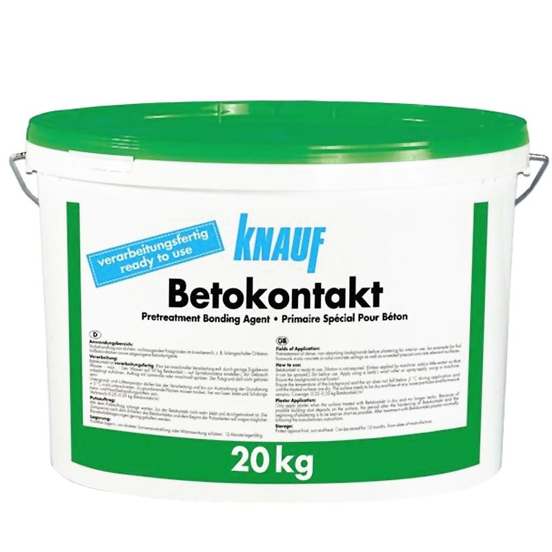 Betokontakt Plaster Bonding Agent 20kg Tub