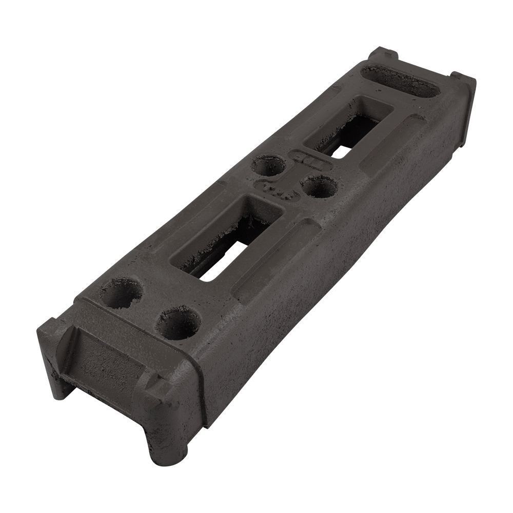 Rubber Block for Site Fencing
