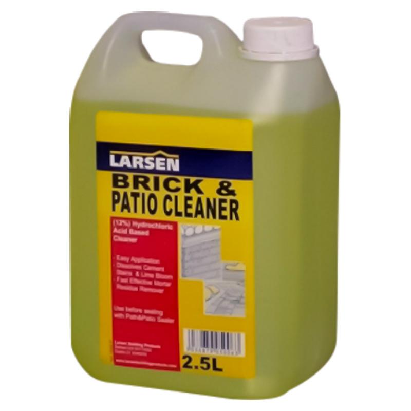 Brick & Patio Cleaner 2.5L