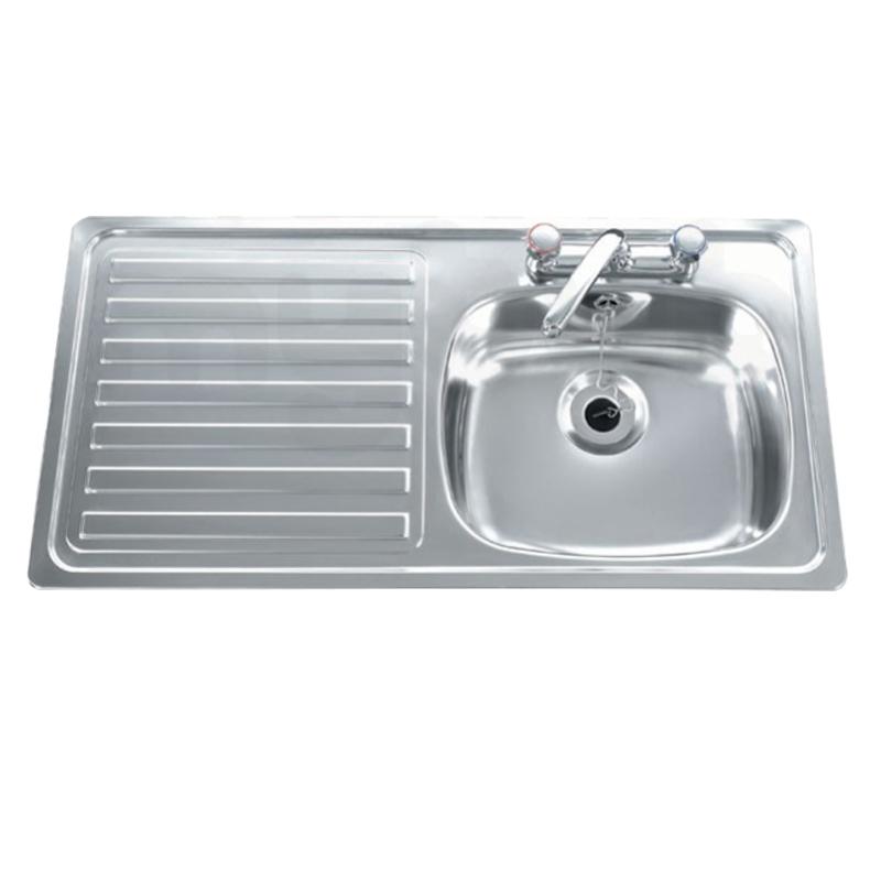 Carron Inset Sink SBSD R/H Drain & Waste