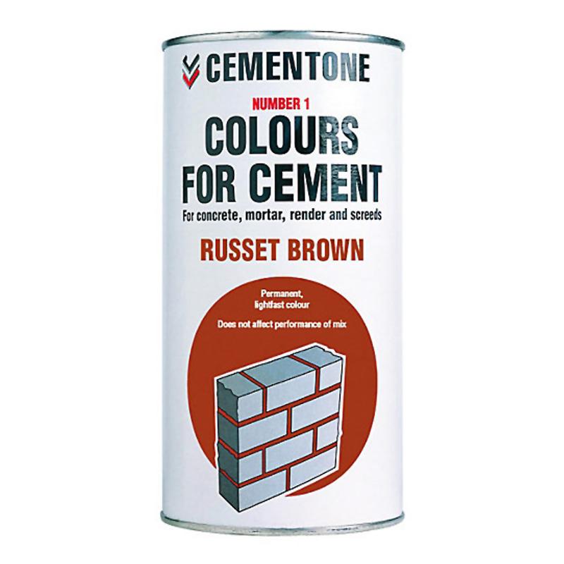 Cement Colour 1kg  Brown