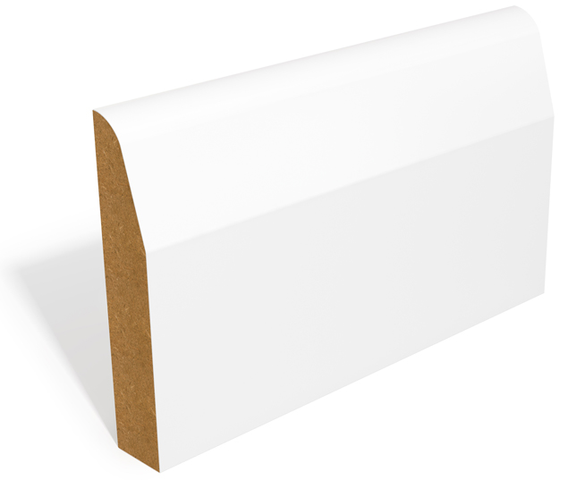 95mm x 18mm MDF  Primed  C&R Architrave (5.49m)