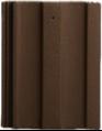 ConcreteTiles M Profile New Brown (Dark Brown)