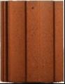 Concrete Tiles M Profile Turf Brown