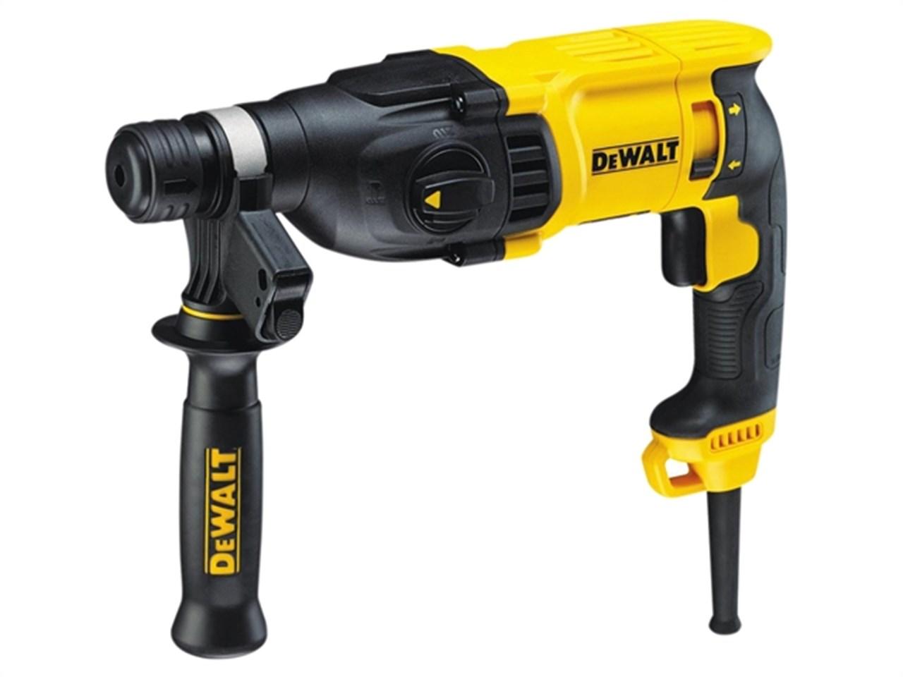 Dewalt SDS Hammer Drill 240V 26mm 3 Mode