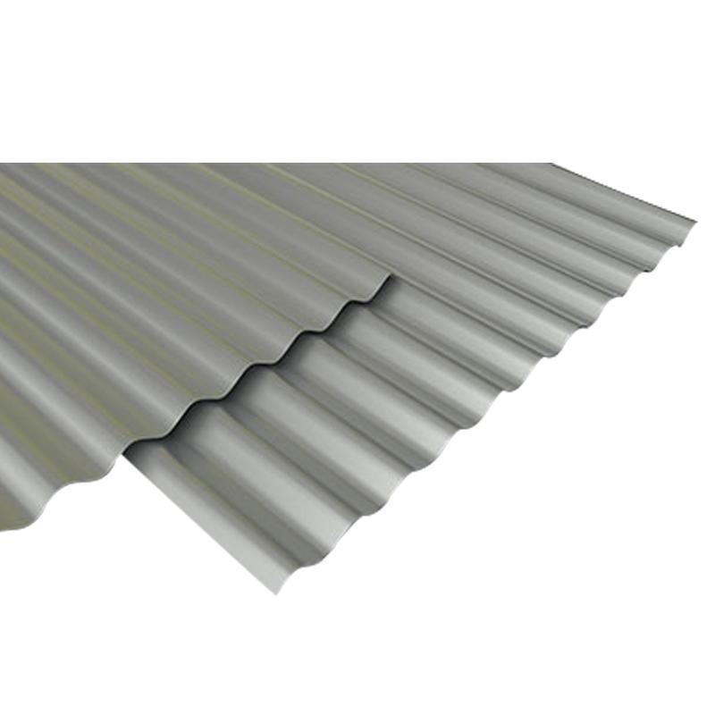 Galvanised Corrugated Iron 10ft (24G) 10/3