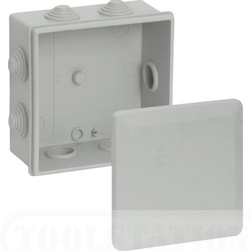 Junction Box Waterproof 100x100mm