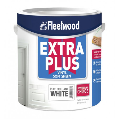 Fleetwood EX Plus Sheen Brilliant White 2.5L