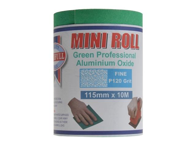 Aluminium Oxide Roll (120 Grit) 10M