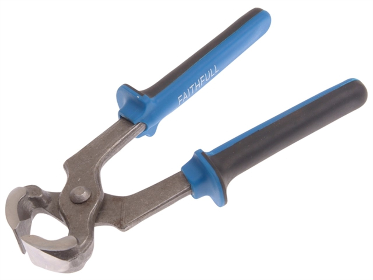 Faithfull/ Carpenters Pincers 7in Soft Grip