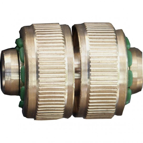 """Hose Connecting Pieces Metal 1/2"""""""