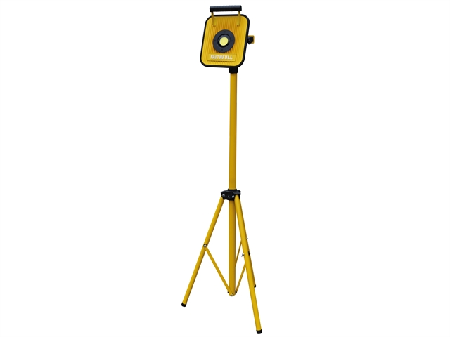 Faithfull Cordless S/L Tripod Bluetooth Lum 2400