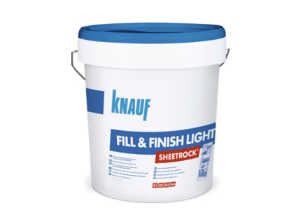 Fill & Finish Light Jointing Compound Blue Top 5Kg Mini Bucket