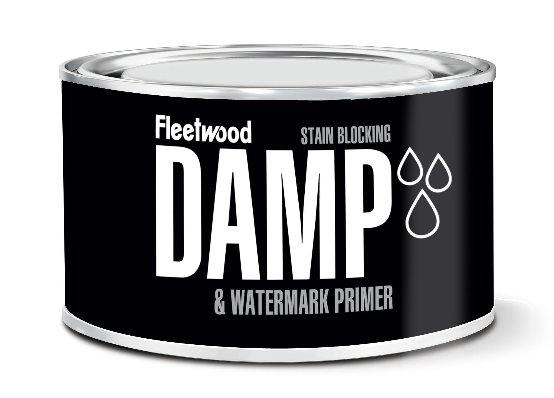Damp & Water Mark Paint 500ml