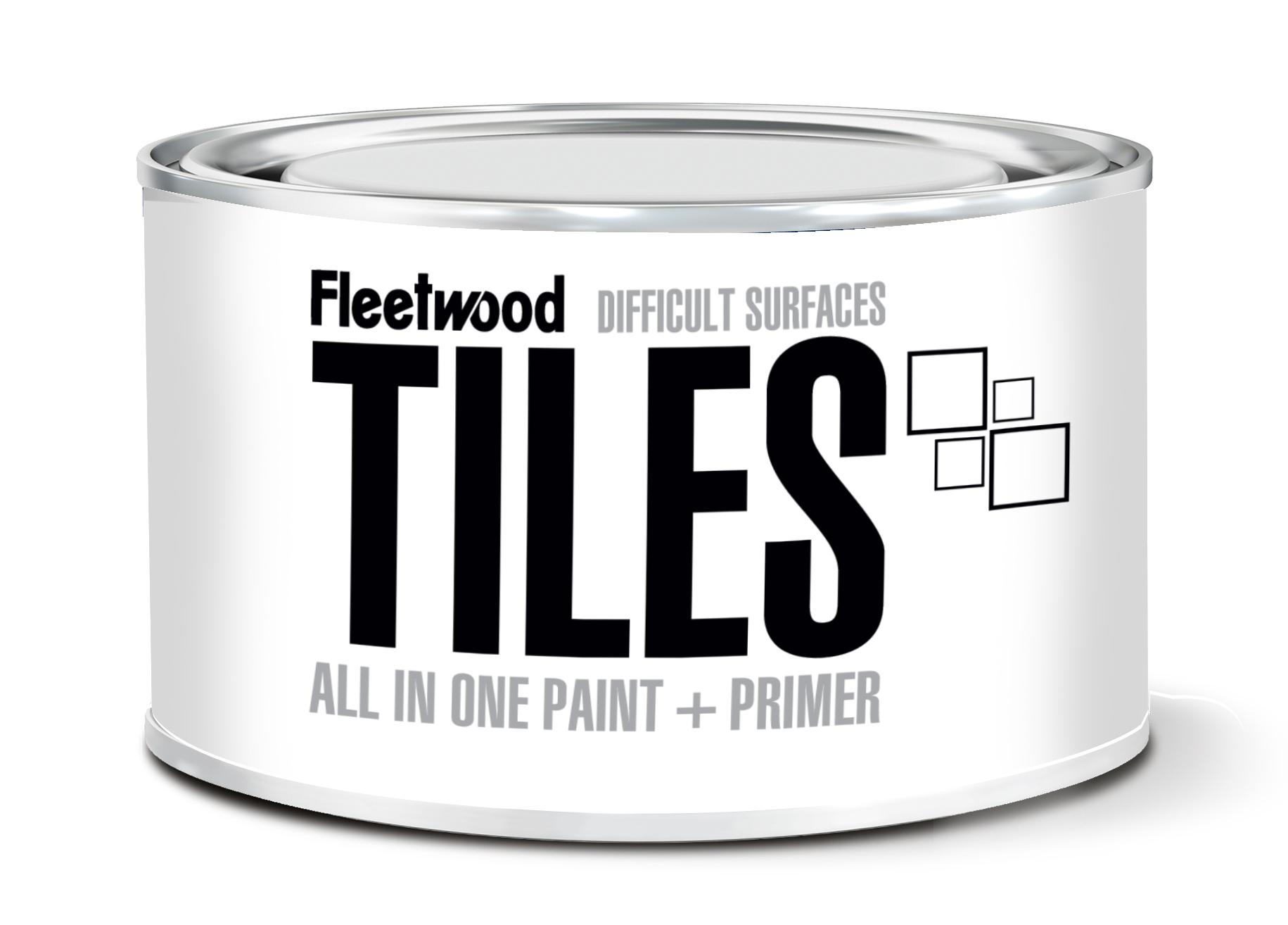 Tiles All In One Paint & Primer 500ml