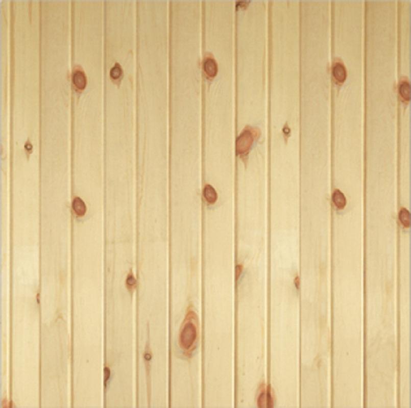 2440 x 1220 x 9mm Knotty Pine MDF