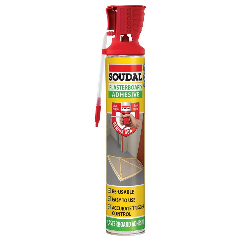 Soundabond Easy Genius Gun 750ml