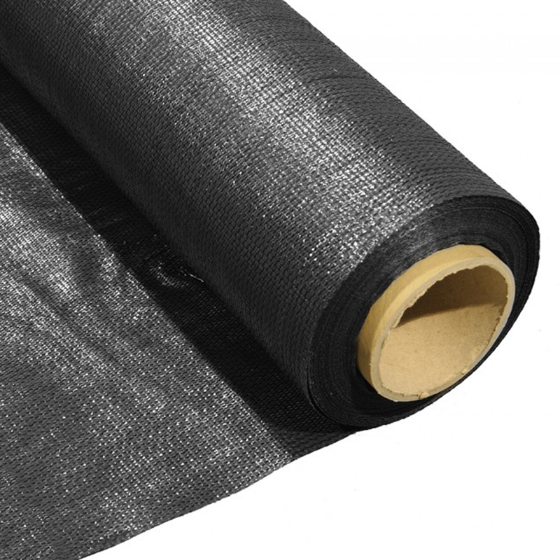 Geotextile Woven Membrane Black  4.5x100M  (450m2 Roll)