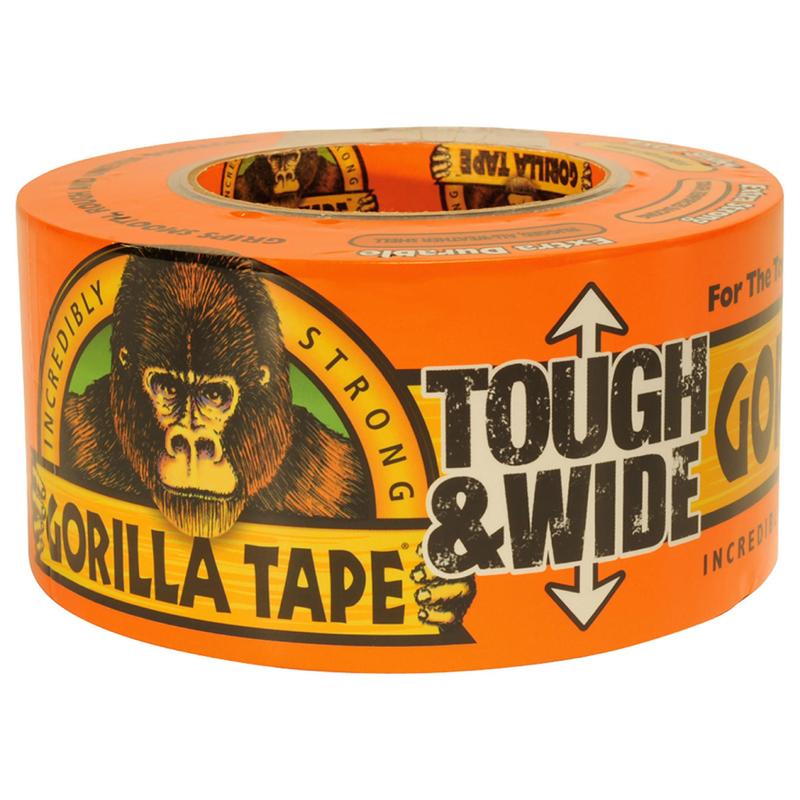 Gorilla Tough & Wide 27m